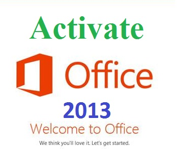 Microsoft office 2013