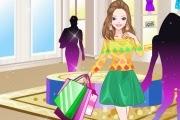 Enfes Kız Alışveriş