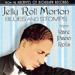 Red Hot Chili Peppers band name origins - Jelly Roll Morton