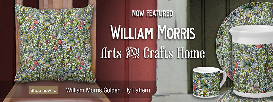 William Morris Arts and Crafts Home