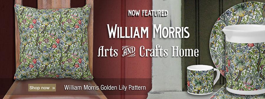 William Morris Arts and Crafts Home