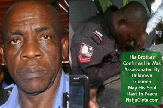 kwara state police commissioner killed
