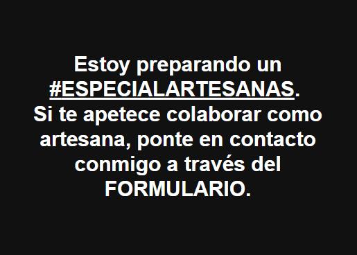 ESPECIAL ARTESANAS