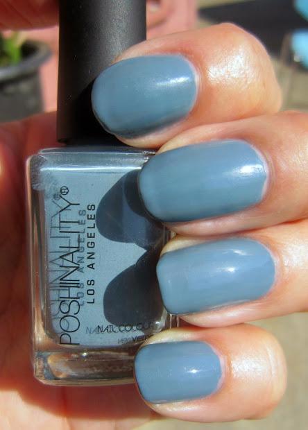 concrete and nail polish poshinality