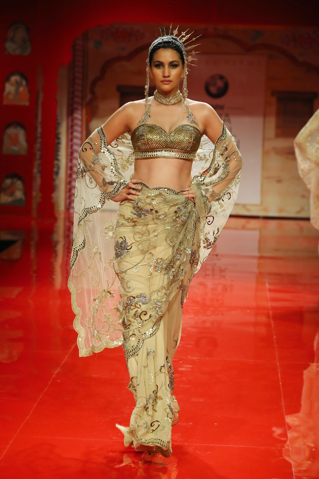 Bridal fashion week 2018 india 10