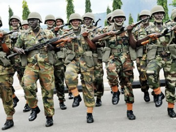 Troops uncover armoury in Kano, arrest Lebanese  Nigerian Army Special Forces