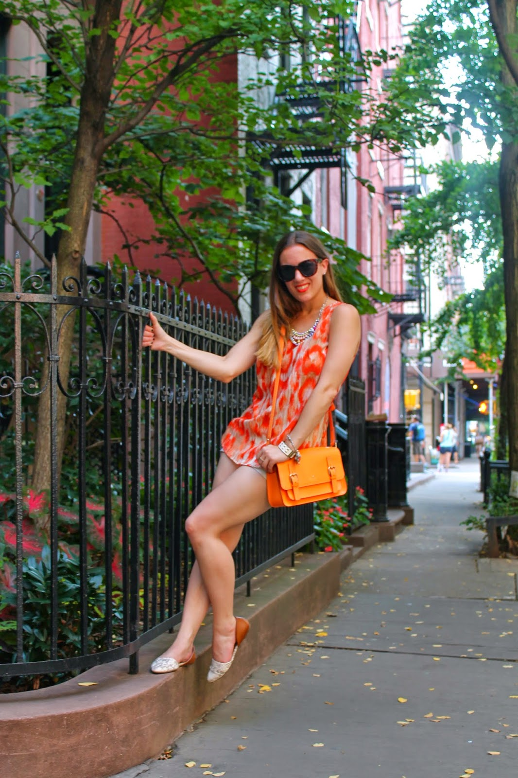 Cynthia Rowley, TJ Maxx, American Eagle, Kate Spade, nordstrom, DV Dolce Vita, Brighton, New York, NYC, Manhattan, Soho, West Village, fashion, style, fashion week, fashion blog, style blog, look book, neon, summer style
