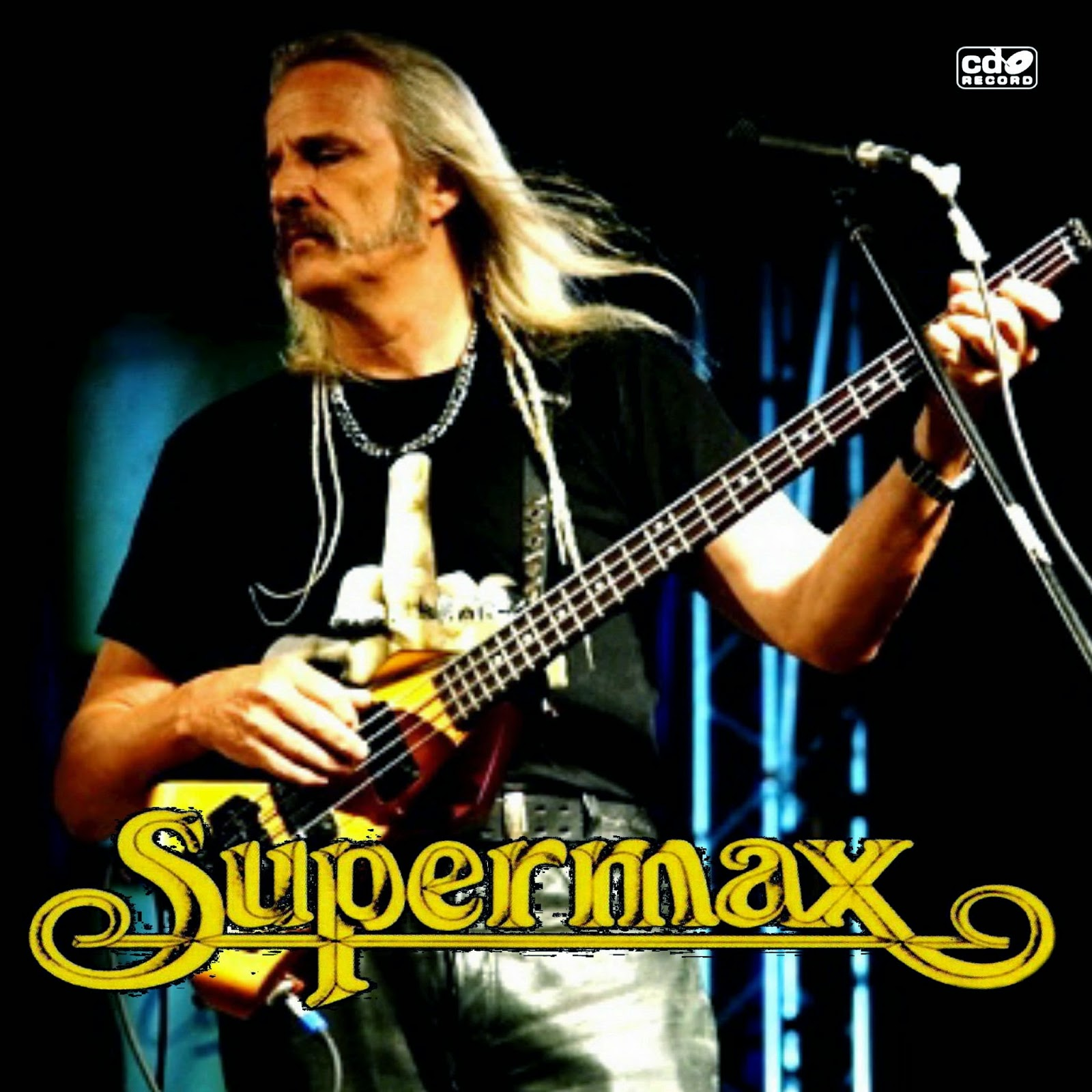 Supermax 1977-1993 Anthology Video - видео Антология австрийской группы SUPERMAX основателя Kurt Hauenstein