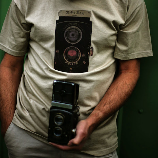 Rolleiflex New Standard - Photograph by Tim Irving