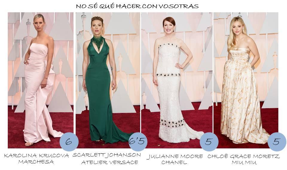 OnlyNess - Alfombra roja Oscars 2015