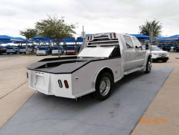 TDY Sales 817-243-9840 - Custom Ordered Flatbed New Ford F350 F450