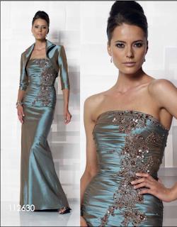 Coleccion Vestidos de Fiesta Cameron Blake