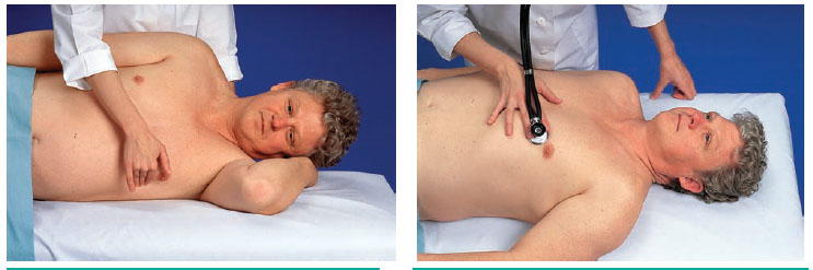 Apical Pulse Site http://nursingprocedure.blogspot.com/2012/07/how-to-take-an-apical-pulse.html