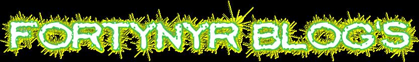 Fortynyr Blog's