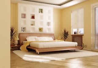 Kê giường hợp phong thủy