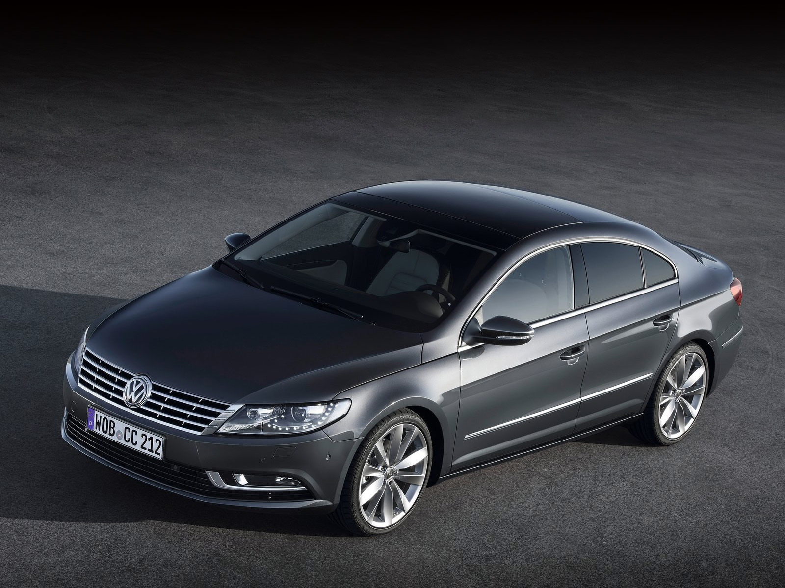 2013 volkswagen passat cc vw car desktop wallpaper. Black Bedroom Furniture Sets. Home Design Ideas