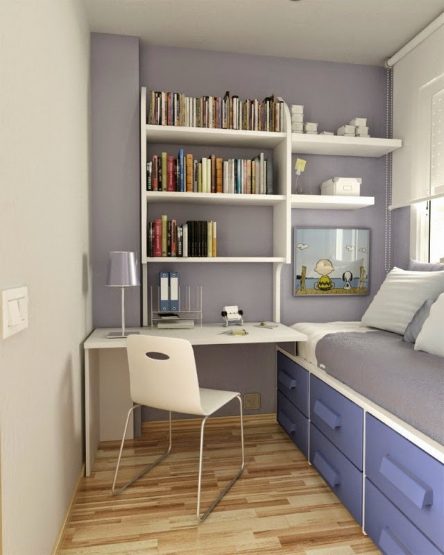 20 Teen Room Decorating Ideas For Small Spaces