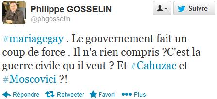 Tweet Philippe Gosselin