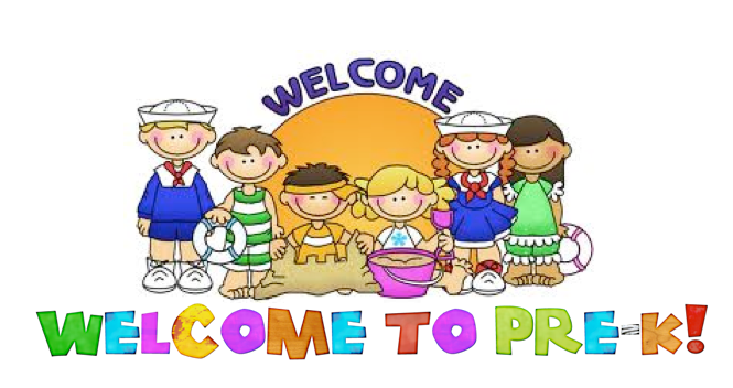 Welcome to Miss Rodriguez Pre-K 2 Class!
