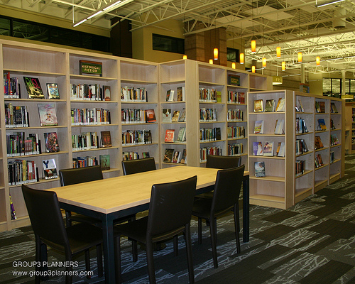 It Is Important For Designers Involved In Library Interior Design To Be Aware Of The Ambience That Must Convey Its Visitors