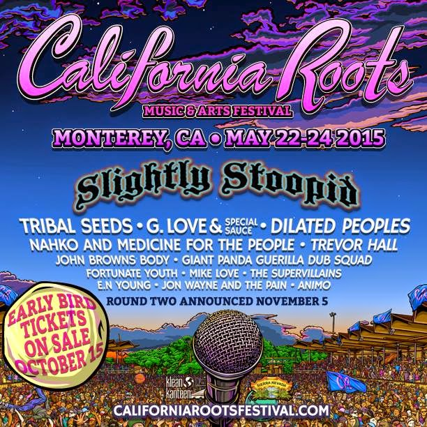 California Roots Festival: