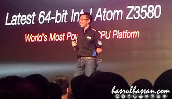 Harga rasmi Zenfone 2 Malaysia