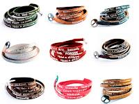 Humanity Bracelet Leather3