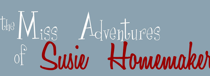 The Miss Adventures of Susie Homemaker