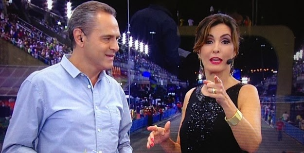 Globo tem recorde negativo com Carnaval e perde para a Record
