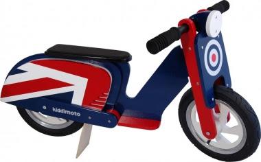 Brit pop scooter