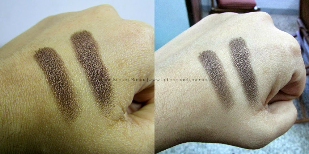 L'Oreal Paris Infallible Monos Eye Shadow in 012 Endless Chocolate, Loreal Paris Infallible Eye Shadow, Endless Chocolate, Loreal Endless Chocolate Review, Loreal endless chocolate swatch, Bronze Eyeshadow, Best Drugstore eyeshadow, Loreal eyeshadows in India, Indian Beauty Blogger, Indian makeup Blogger
