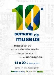 10ª semana de museus