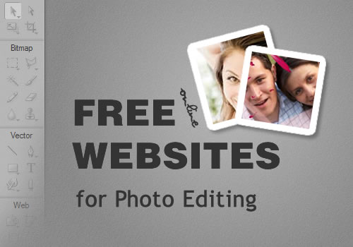 List of Free Online Photo Editing Sites