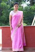 Swathi Dazzling in Pink saree-thumbnail-17