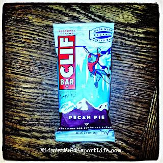 CLIF Bar Pecan Pie