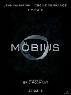 MOVIES : Möbius - Trailer : between Inception and Skyfall (feat. Jean Dujardin, Cécile de France & Tim Roth)