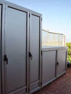 Aluminio y hierro en valencia el armario de aluminio a medida y para cualquier lugar - Armarios terraza resina ...