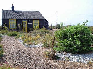 Film maker Derek Jarman's house