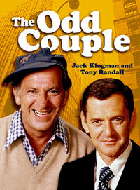 Image result for the odd couple tv series