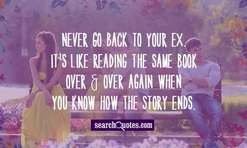 quotes for the ex girlfriend