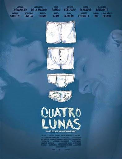Ver Cuatro lunas (2013) Online