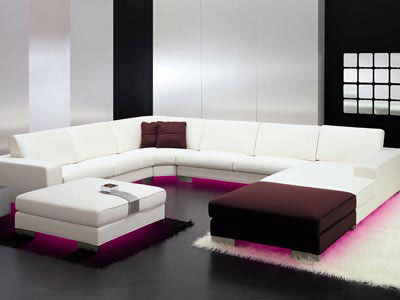 Contemporary Furniture on Furniture Modern Latest Furniture  Modern Livingrooms Sofa Set Designs