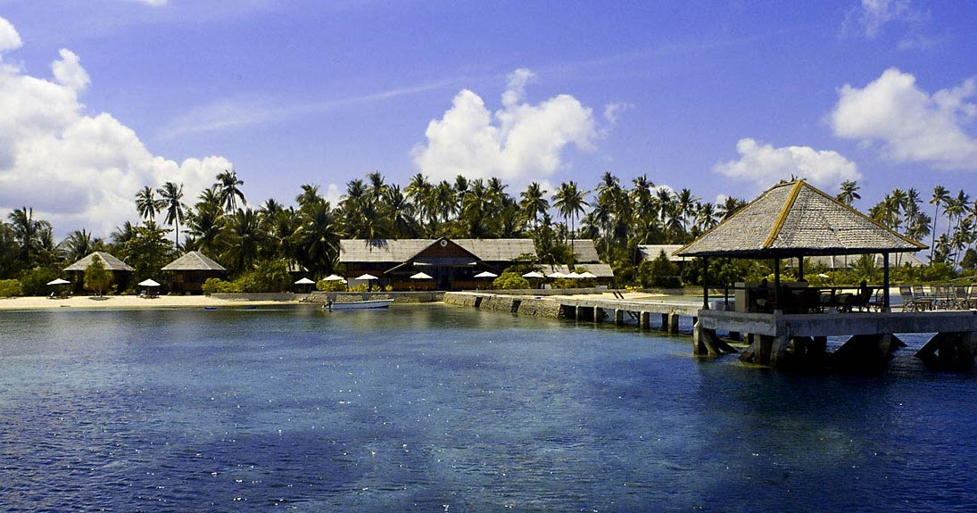 is Most Beautiful Scenery in the World: Wakatobi National ...