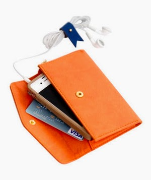 Smartphone wallet