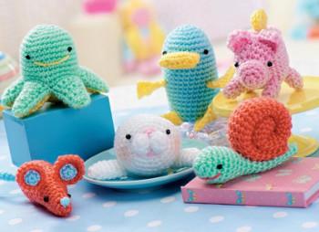 Easy Amigurumi Crochet Patterns : Free amigurumi patterns cute amigurumi creatures a piggy