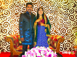 Asif-Ali Sama engagement photos