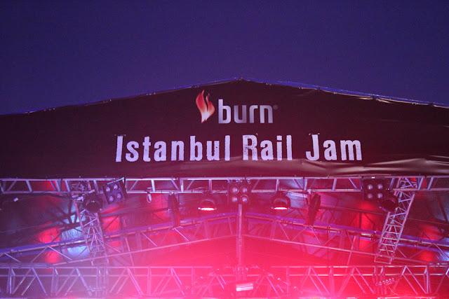 İstanbul Rail Jam