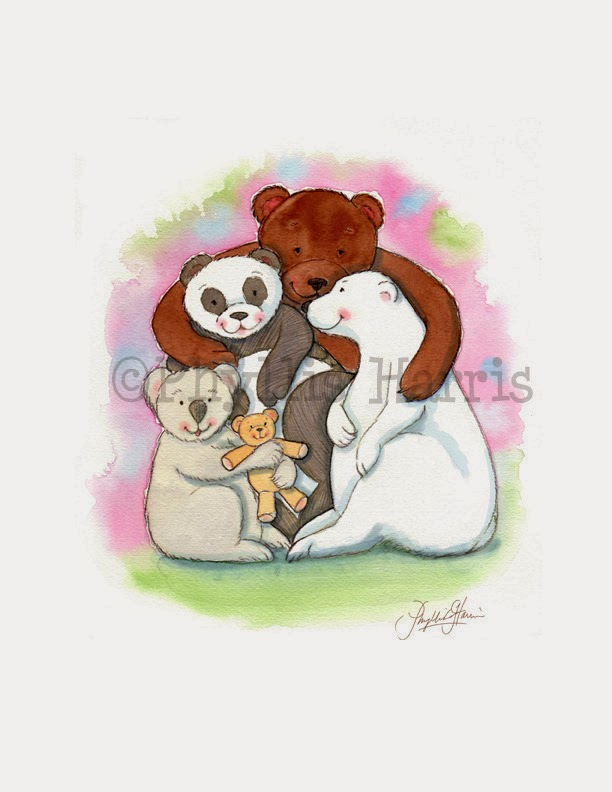 http://phyllisharrisdesigns.bigcartel.com/product/children-s-wall-art-print-bear-hug-children-s-room-decor