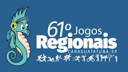 MASCOTE JOGOS REGIONAIS DE CARAGUÁ - 2017
