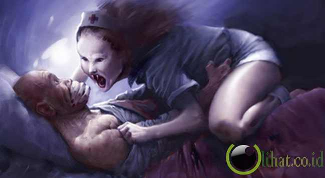 Sleep paralysis atau tindihan